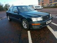 1995 LEXUS LS 400 4.0 V8 AUTOMATIC IN LOVELY CONDITION £495