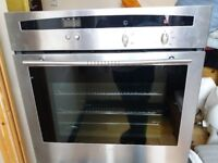 NEFF built-in Oven, 1yr old, rarely used, good as new, clean and in perfect working condition.