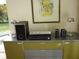 Price reduced - Sony DVD Home Theatre system