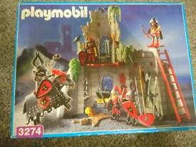 Playmobil 3274 rare castle