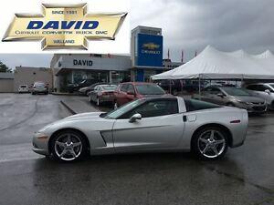 2007 Chevrolet Corvette 2LT Z51 COUPE 2DR, LEATH, CWHEELS, AUTO,