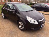 Vauxhall Corsa Energy Black 1.2, 2010