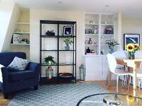 Beautiful double room & bathroom - SHORT-LET flat share