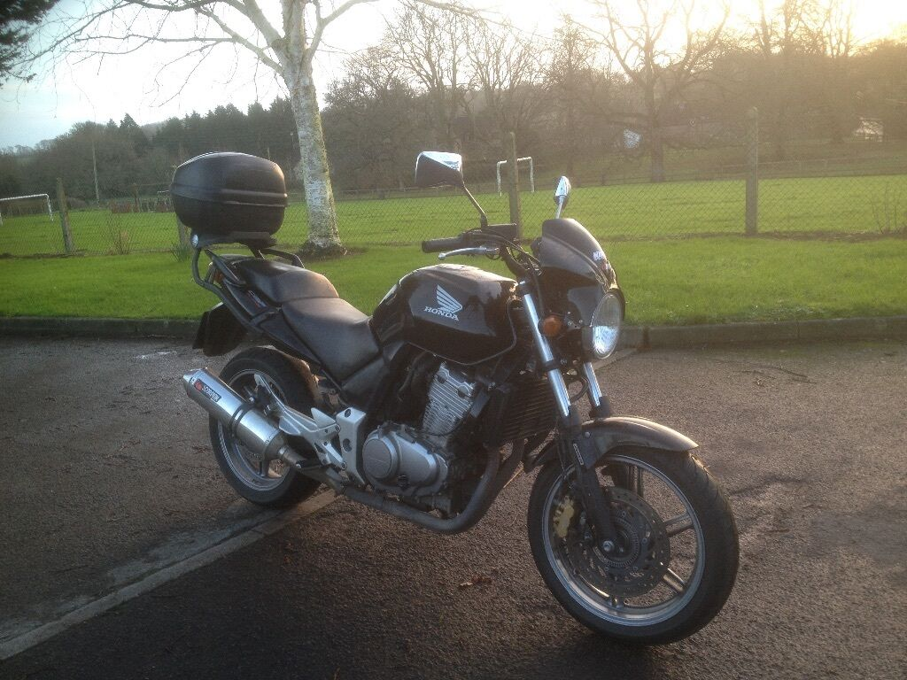 honda cbf 500 low mileage year 2007 in yeovil somerset gumtree. Black Bedroom Furniture Sets. Home Design Ideas