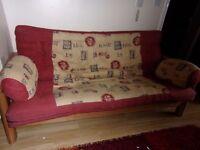 comfortable futon sofabed