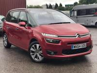 Citroen Grand C4 Picasso 1.6 e-HDi Exclusive ETG6 5dr