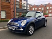 2003 MINI Hatch 1.6 One 3dr Only 60K MILES! FULL SERVICE HISTORY! BEAUTIFUL CONDITION!