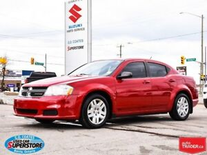 2013 Dodge Avenger ~Low KM ~Very Clean