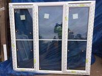 UPVC Window 1795mm x 1595mm ref 287