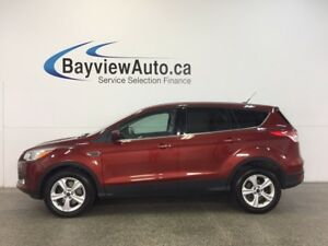 2016 Ford ESCAPE SE- ECOBOOST|4WD|HTD STS|REV CAM|SYNC|CRUISE!