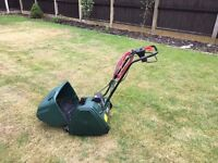 Kensington 14E Self Propelled Electric Cylinder Lawnmower