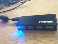 USB Hub - 4 ports