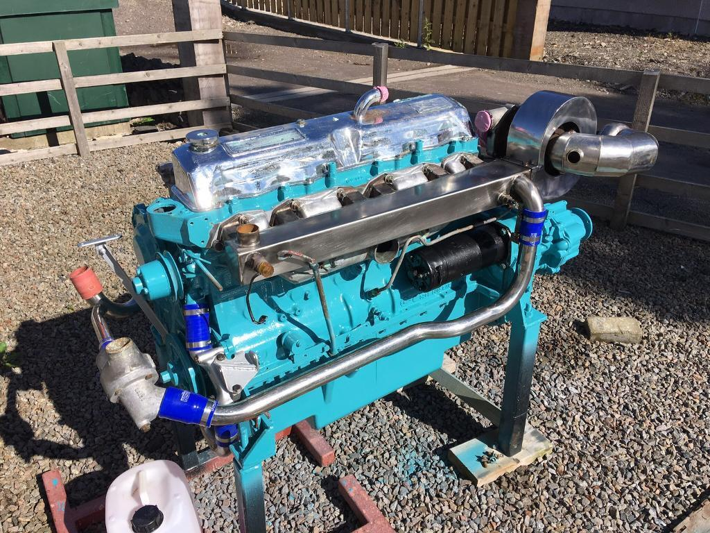 Ford sabre 212 Marine diesel enginein Colintraive, Argyll and Bute - Ford sabre  212 Marine