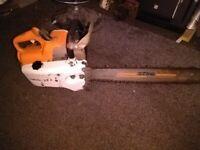 "Stihl chainsaw 08S 20"""