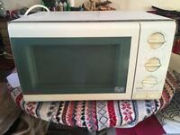 Moulinex Quikchef browner 800W microwave over gril used good working £12