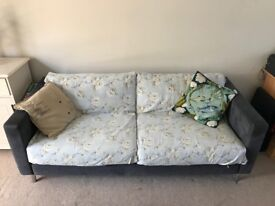 FREE 3 Seater sofa and armchair