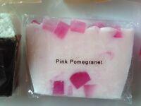 homemade glycerine soap bars