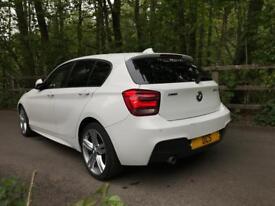 2013 (13) BMW 120D M SPORT XDRIVE **HEATED SEATS - HK SOUND STYSTEM - 2 KEYS**