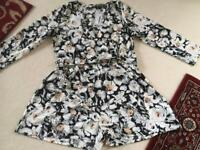 Brand new Boohoo size 12 Playsuit