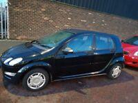 Smart Forfour 1.1 Pulse Hatchback 5dr Petrol Manual (130 g/km, 75 bhp)