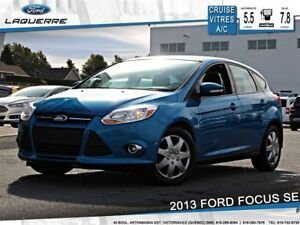 2013 Ford Focus SE**CRUISE*A/C*SIÈGES CHAUFFANTS* BLUETOOTH**