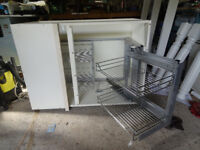 Magic Corner, Pull and Swing, storage unit