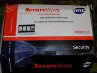 HKC Securewave security alarm system