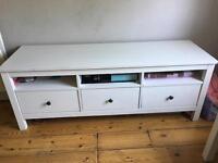 IKEA Hemnes TV unit - Storage Bench