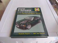 BMW 3 - SERIES HAYNES MANUAL