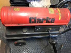 Clarke XR75 space heater