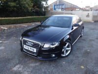 Audi A4 TDi S Line Saloon Auto Diesel 0% FINANCE AVAILABLE
