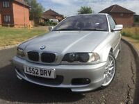 BMW 330CI Sport. Only 2 Owners from New