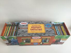 Thomas the Tank Engine complete boxed set 65 books