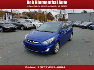 2013 Hyundai Accent GLS ($49 weekly, 0 down, all-in, OAC)