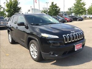 2017 Jeep Cherokee NORTH*COLD WEATHER GRP*8.4 TOUCHSCREEN