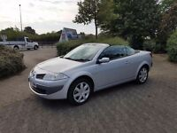 2007 Renault megane 1.6 convertible very good conditon