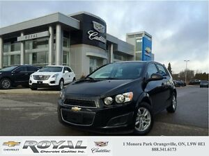2016 Chevrolet Sonic LT * HEATED SEATS * * BLUETOOTH