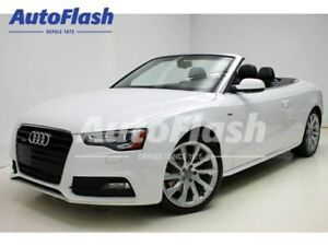 2014 Audi A5 Premium-Plus S-Line *Push-Start * Navigation *