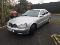### S320 Mercedes, Mot Until Nov 17, Sunroof History etc.#####