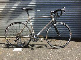 Kinesis Racelight Granfondo V2 Titanium Road Bike 2013 57 Frame and forks ONLY