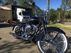 2005 Harley Davidson Springer Softail Custom Bendigo Bendigo City Preview