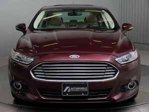 2013 Ford Fusion SE MAGS TOIT CUIR CAMERA DE RECUL NAVI West Island Greater Montréal image 2