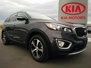 2016 Kia Sorento 2.0 EX Leather, heated steering wheel, heated s