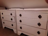 Lebus pair of drawers