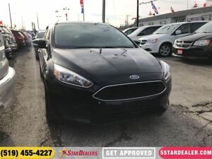 2016 Ford Focus SE   ROOF   HEATED SEATS