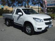 2012 Holden Colorado LX Turbo Diesel Ute Malaga Swan Area Preview