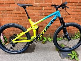 Trek Remedy 8 2020 (L) in Teal to Volt fade