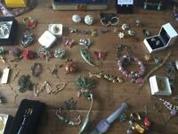 Large jewellery collection
