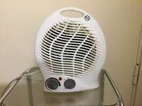 Hardly used Heater fan in very good condition only £8