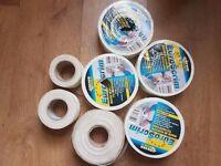 Gaffer tape, Masking tape & Various tapes